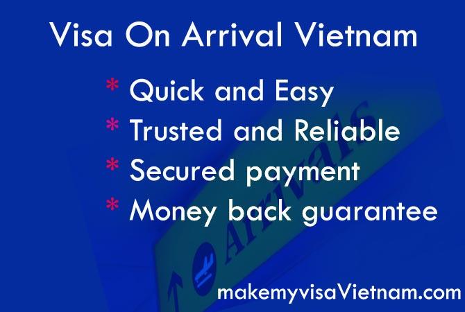 vietnam visa fee